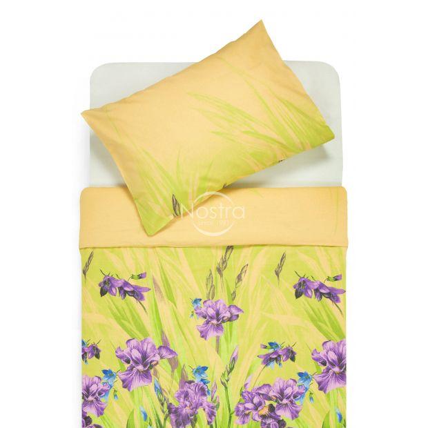 Lõuendriidest voodipesukomplekt DRU