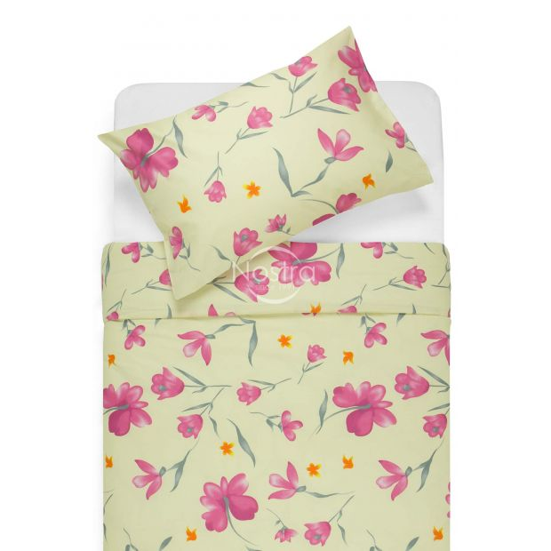 Lõuendriidest voodipesukomplekt DESTINY