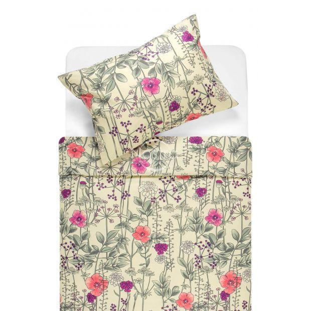 Lõuendriidest voodipesukomplekt DESSA