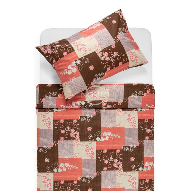 Lõuendriidest voodipesukomplekt DESTINE 20-1501-ROSE