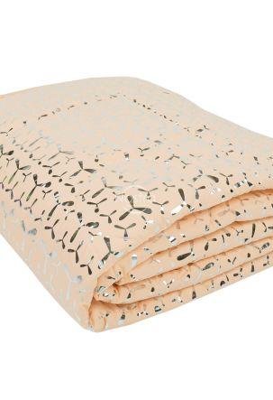 Kirju voodikate METALIC