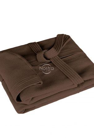 Hooded bathrobe PIQUE