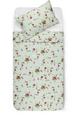 Lõuendriidest voodipesukomplekt DORLA