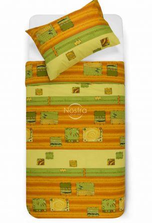 Lõuendriidest voodipesukomplekt DIZZY