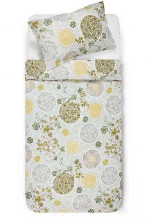 Cotton bedding set DAYRA