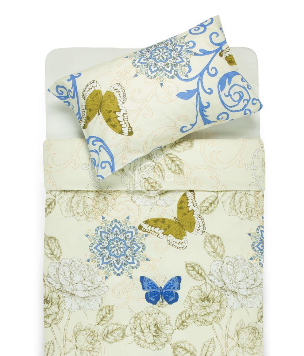 Lõuendriidest voodipesukomplekt DORRIS