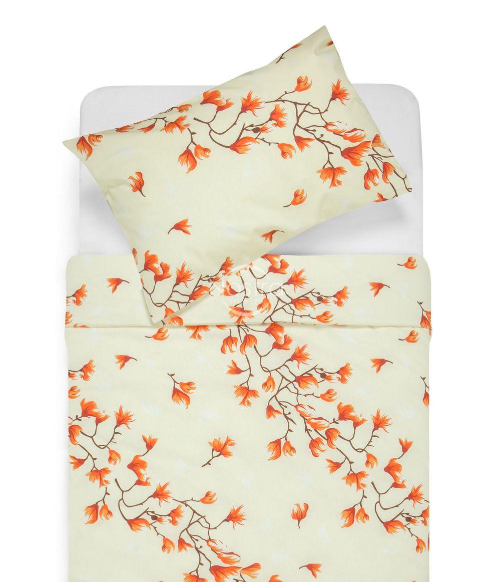 Lõuendriidest voodipesukomplekt DELINA