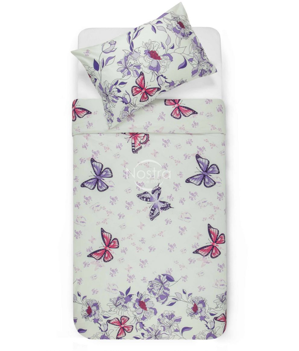 Lõuendriidest voodipesukomplekt DANA
