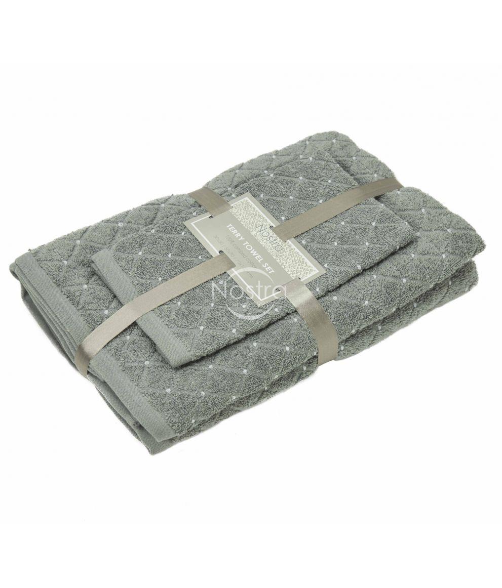 3 osaline rätikukomplekt T0107 T0107-GREY 70