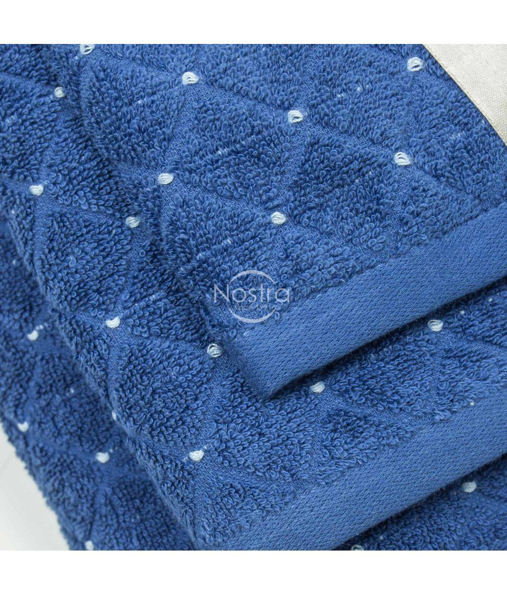 3 osaline rätikukomplekt T0107 T0107-CLASSIC BLUE