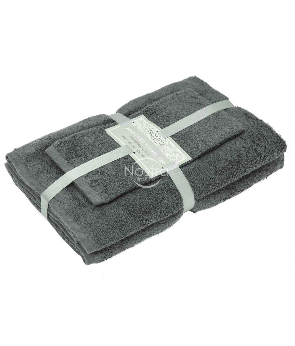 Kolmeosaline rätikute komplekt 380 ZT 380 ZT-STEEL GREY