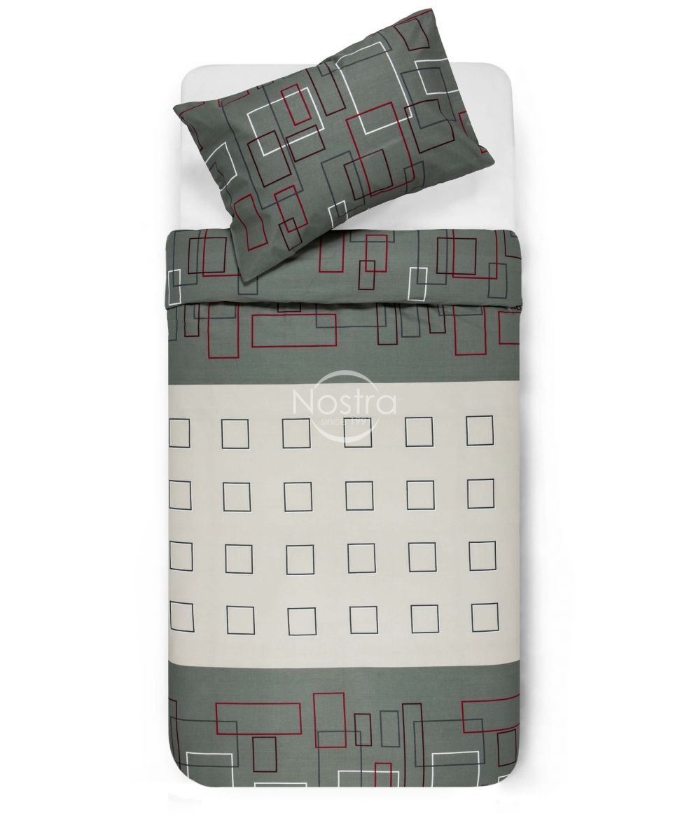 Lõuendriidest voodipesukomplekt DELILAH