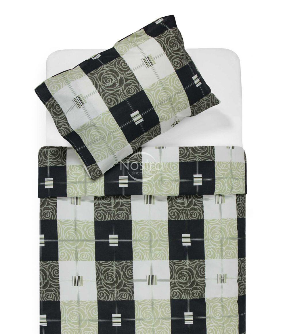 Lõuendriidest voodipesukomplekt DYNA