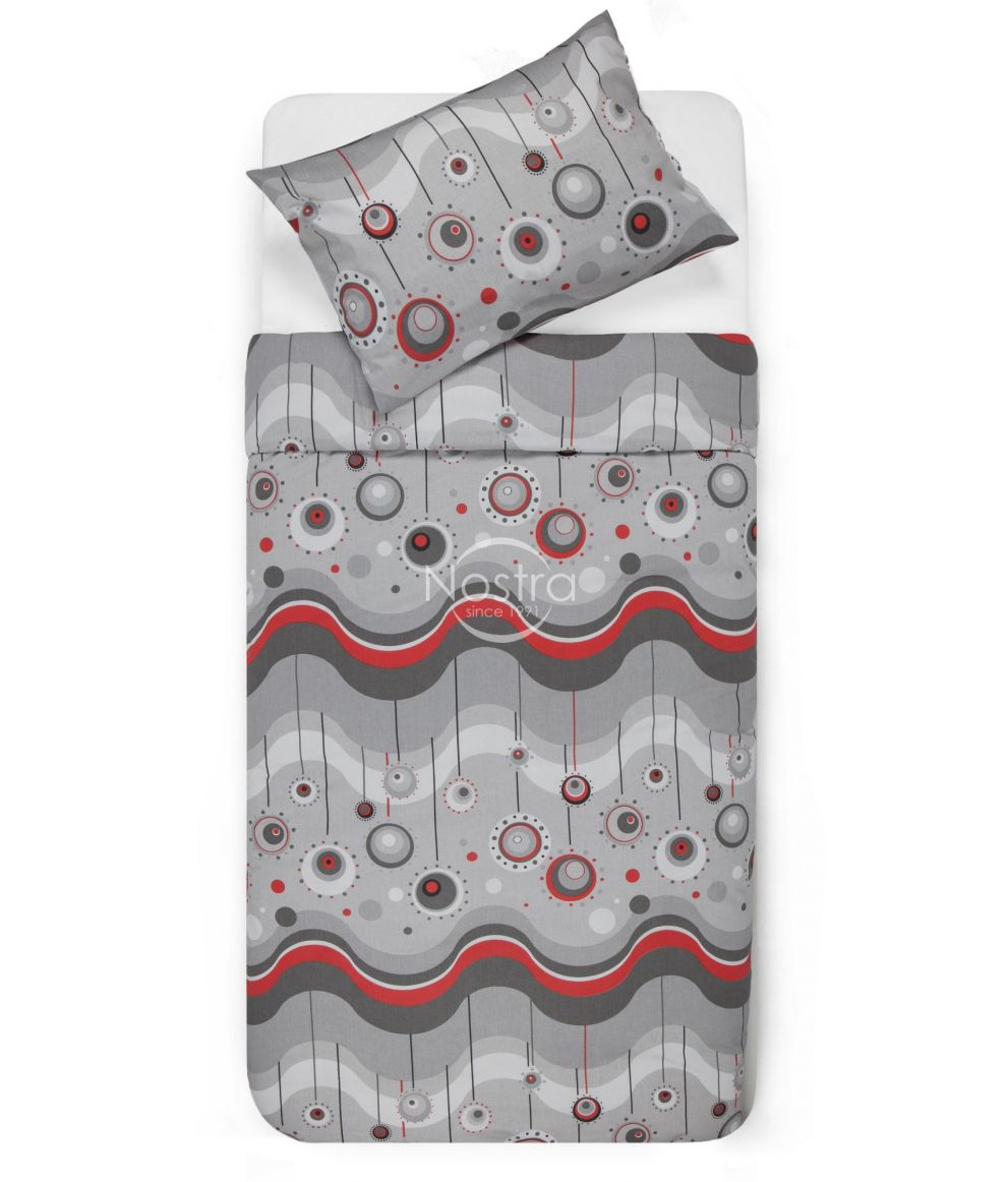 Lõuendriidest voodipesukomplekt DEVORA