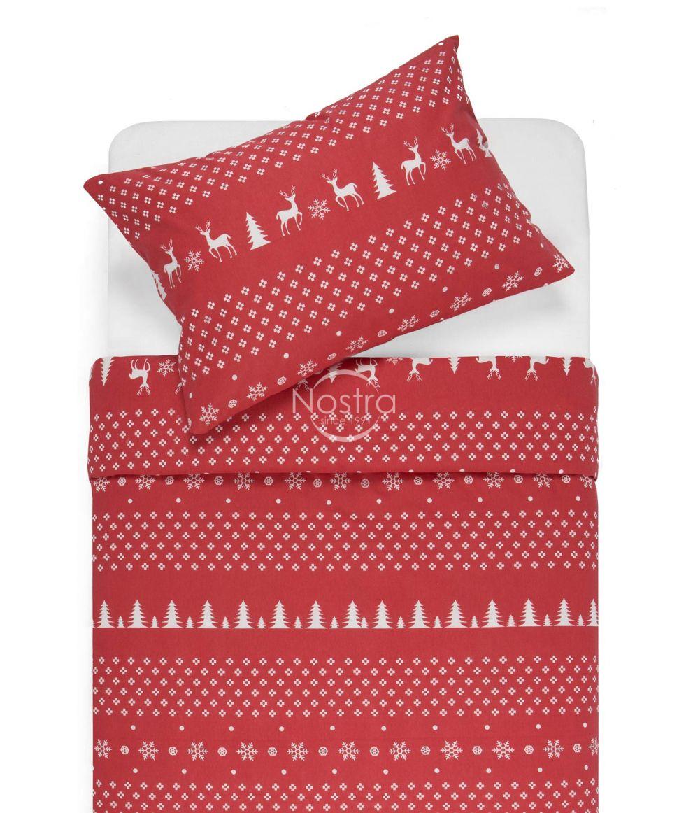 Flannel bedding set BIANCA