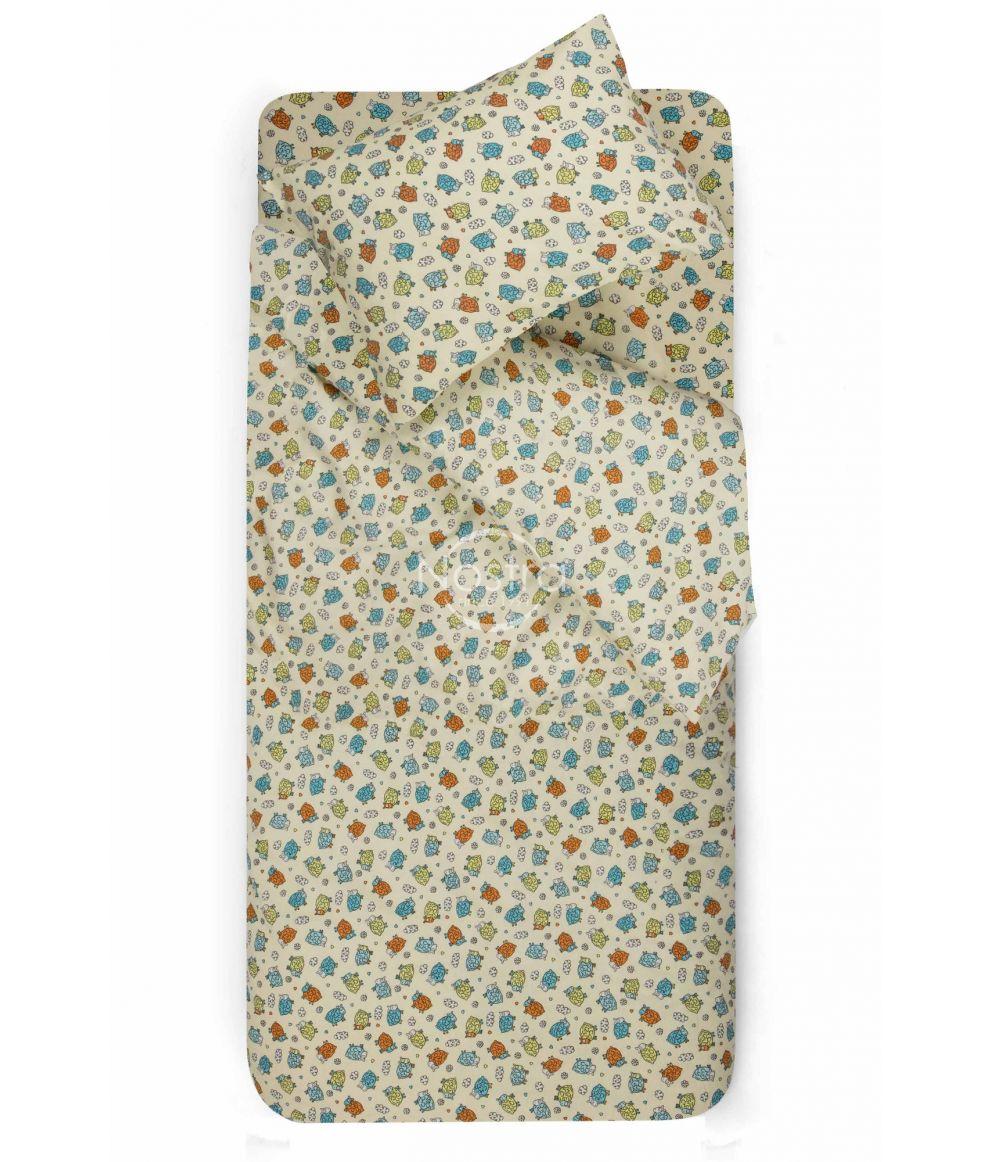 Детское фланелевое постельное белье CRAZY SHEEP
