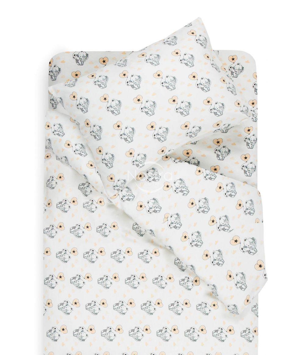 Flanellist voodipesu lastele BABY ELEPHANT