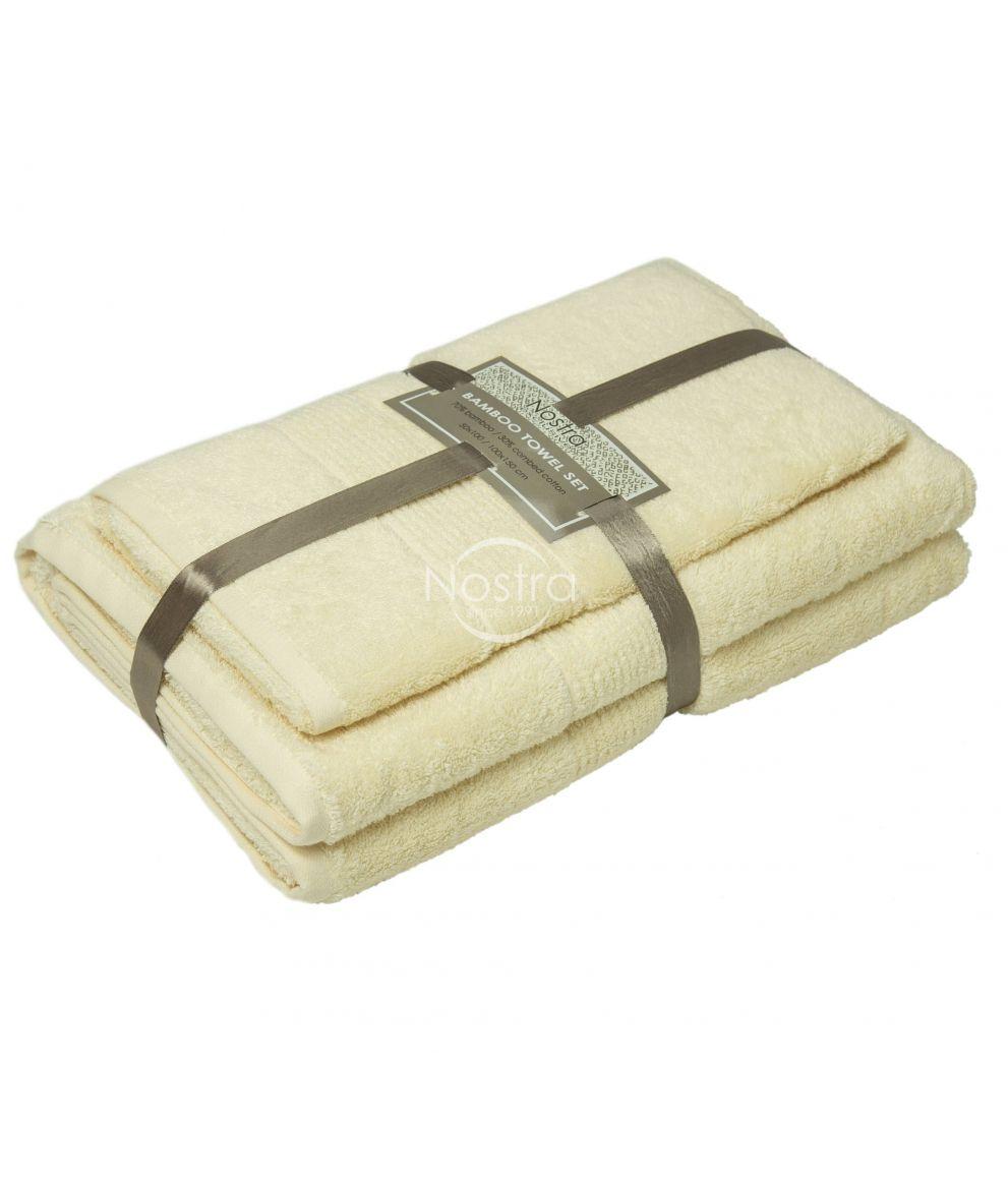 Bambusest rätikute komplekt BAMBOO-600