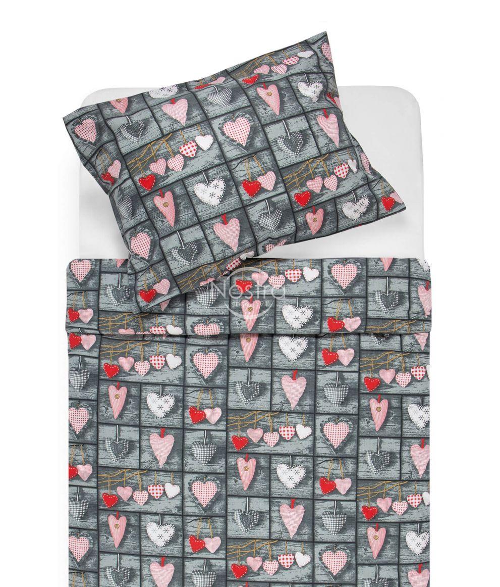 Lõuendriidest voodipesukomplekt DELTA