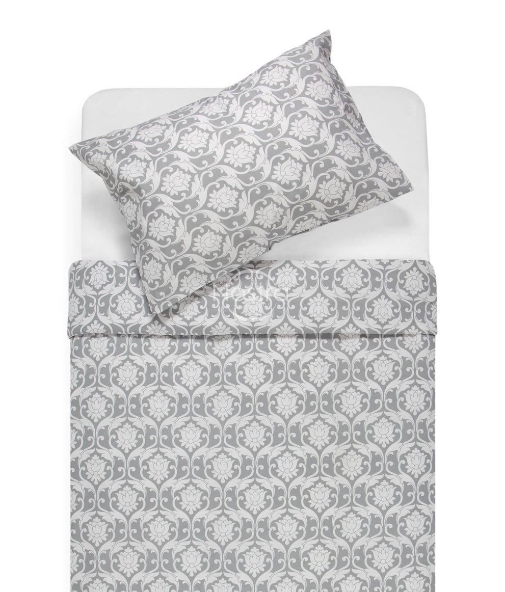 Lõuendriidest voodipesukomplekt DIONA 30-0570-GREY