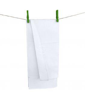 Kitchen towel WAFEL-260 260-WHITE