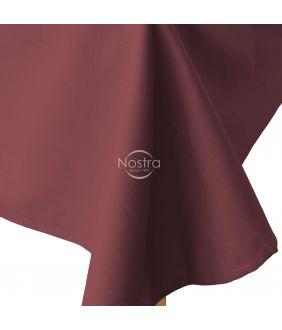 Холстовая простыня 00-0023-WINE RED