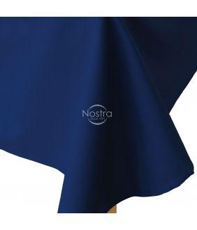 Lõuendist voodilina 00-0317-DARK BLUE