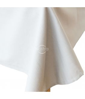 Valge linane voodilina 00-0000-OPT.WHITE