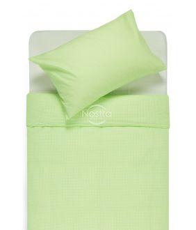 Children bedding set LITTLE CHECKS 30-0200-GREEN