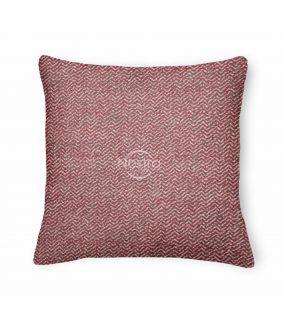 Decorative pillow case 80-3094-BORDO RED