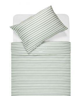 Sateen bedding set ANABELLE 30-0468-EXC.GREY REV