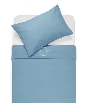 Lõuendriidest voodipesukomplekt DOTTY 00-0022-L.BLUE