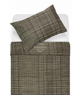 Satiinist voodipesu APPLE 30-0485-BROWN