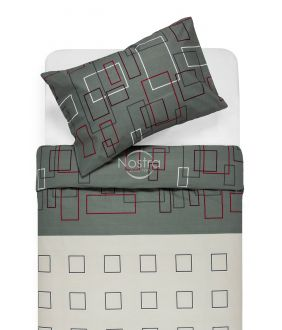 Cotton bedding set DELILAH 30-0248-GREY
