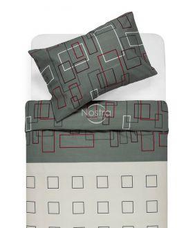 Lõuendriidest voodipesukomplekt DELILAH 30-0248-GREY