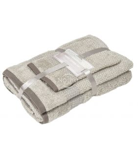 3 osaline rätikukomplekt T0106 T0106-SAND