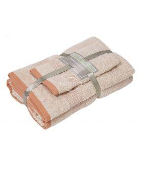 3 osaline rätikukomplekt T0106 T0106-CREAM