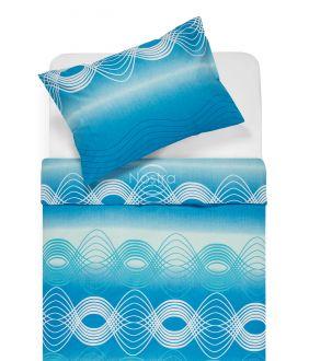 Lõuendriidest voodipesukomplekt DERBY 30-0562-OCEAN BLUE