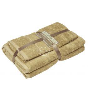 Bambusest rätikute komplekt BAMBOO-600 T0105-SAND