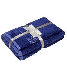 Bambusest rätikute komplekt BAMBOO-600 T0105-BLUEMARINE