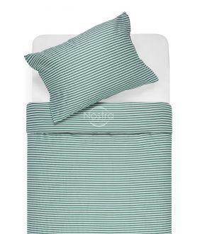 Satiinist voodipesu ADRIAN 30-0545-GREEN