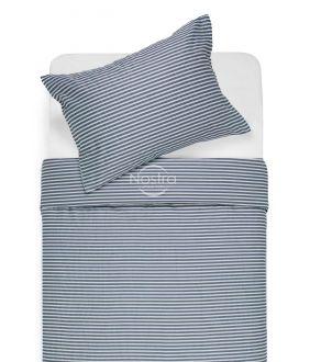 Satiinist voodipesu ADRIAN 30-0545-STONE BLUE