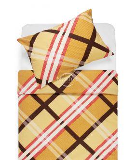 Lõuendriidest voodipesukomplekt DOMINA 40-0995-BEIGE