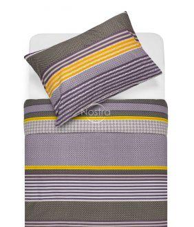 Lõuendriidest voodipesukomplekt DORIANA 30-0568-PLUM