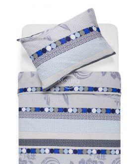 Lõuendriidest voodipesukomplekt DONA 40-0896-BLUE