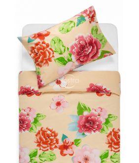 Cotton bedding set DIRCE 20-1534-PEACH