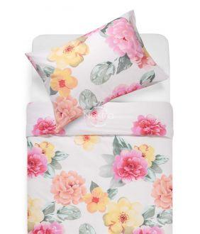 Lõuendriidest voodipesukomplekt DIRCE 20-1534-OPT.WHITE