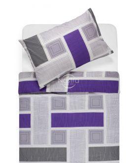 Lõuendriidest voodipesukomplekt DIAMANDA 30-0575-GREY