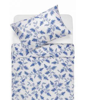 Cotton bedding set DEVYN 40-1243-BLUE