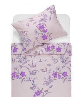 Lõuendriidest voodipesukomplekt DUSTEE 20-0569-LILAC